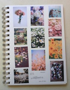 Capture an image of something everyday, print, scrapbook, and journal everyday… Photo Journal, My Journal, Journal Pages, Creative Journal, Journal Prompts, Arte Sketchbook, Photocollage, Scrapbook Journal, Scrapbook Titles