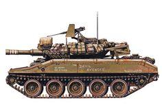 M551 Sheridan, 1-11º Caballería Acorazada 'Blackhorse', Bien Hoa, Vietnam, 1969. Army Vehicles, Armored Vehicles, Sheridan Tank, Military Armor, Model Tanks, Armored Fighting Vehicle, World Of Tanks, Military Equipment, War Machine