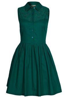 Pyrus - FILO - Blusekjoler - grøn