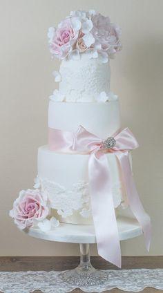 de gâteau de mariage pivoine gateaux mariage gâteaux de mariage ...