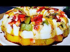 DESERT FABULOS! se va termina înainte de a-l servi pe masă, pentru a încerca imediat. 🔝 - YouTube Creme Dessert, Flan, Coco, Vegetable Pizza, Baked Potato, Delicious Desserts, Sweet Treats, Sweets, Ethnic Recipes