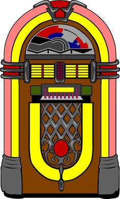 Free Clipart: Music sixteenthnote | Music | 50's party | Pinterest ...