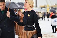 barefoot duchess - a personal style blog: January 2014