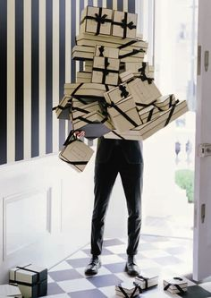 Please please PLEASE can I have this greet me at the door next Christmas/anytime?? Jo Malone HEAVEN!!!