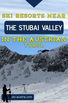 Discover all the ski resorts in the Stubai valley & why they might be a great fit for your next skiing break. Also learn why  some of the reasons why they might not suit. Read our independent overview of the ski areas, accommodation and travel options...