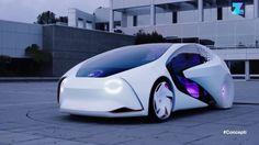 KI: Konzept-Auto von Toyota zeigt Gefühle - http://ift.tt/2jiTALk