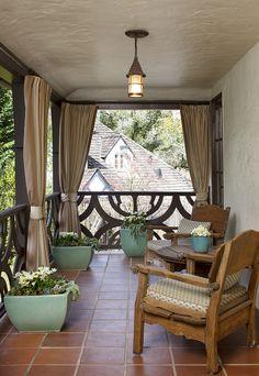 Julie Mifsud Interior Design   San Francisco Bay Area Interior Designer I Exterior Spaces & Hallways