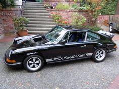 1973 Porsche 911 RS America
