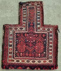 Bakhtiari namakdan (salt-bag).