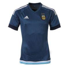Camiseta Nueva del Argentina Away 2016
