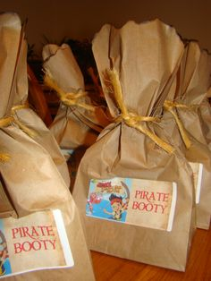 "Family Focused: ""Jake and the Neverland Pirates"" Birthday Party"