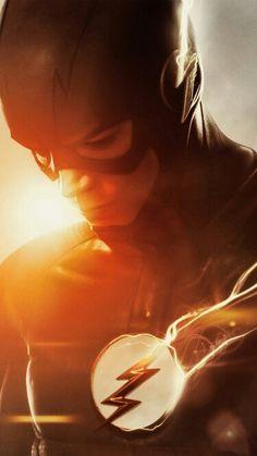 #Flash #Grant Gustin #heroe #SpeedForce