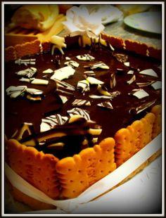 tarta galletas napòlitana y dos chocolates