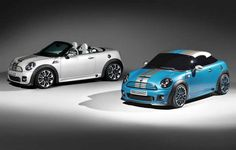 Mini coupe and Mini Roadster