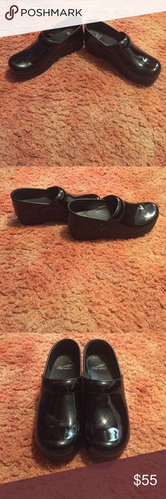DANSKO Shoes DANSKO shoes. Size 7. Worn a few times. In good condition. There kind of tight on my feet. Runs a little small Shoes