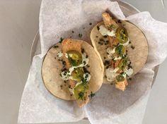 Gluten Free Fried Fish Tacos