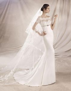 White One Bridal Gown Style - Ylenia