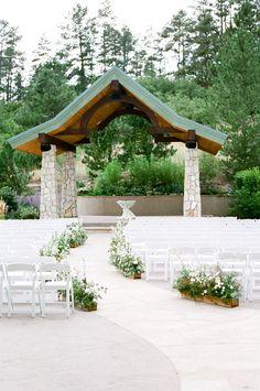#cielocastlepines, #cielowedddingdecor Event Planning: Something Styled,  Inc. - http://www.stylemepretty.com/portfolio/something-styled-inc Venue: Cielo At Castle Pines - http://www.stylemepretty.com/portfolio/cielo-at-castle-pines Photography: Tamara Gruner Photography - tamaragruner.com   Read More on SMP: http://www.stylemepretty.com/2016/11/03/rustic-elegant-colorado-wedding/
