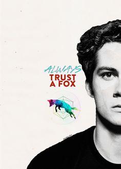 Never trust a fox.