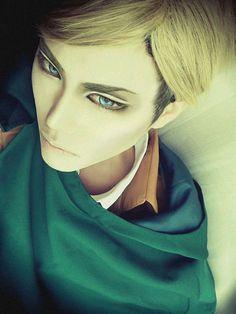 Erwin Smith (Shingeki no Kyojin) | sakuya - WorldCosplay
