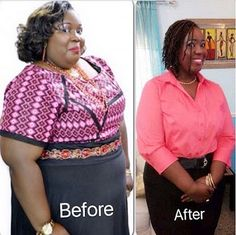 6 Female Nigerian Celebrities Whose Body Transformation Will Leave You Speechless