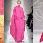 Fuşya pembe yazlık abiye elbiseler