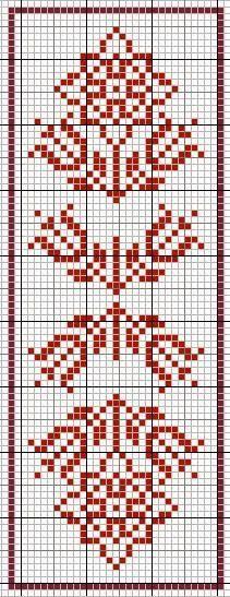 Χειροτεχνήματα: Παραδοσιακά σχέδια για σελιδοδείκτες / Traditional cross stitch patterns for bookmarks