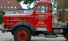 Kromhout truck.