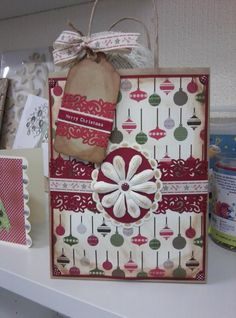 Joy's Christmas gift bag