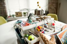 Keep or Toss: Questions to ask yourself & Tips to Help You Declutter - always good to steel myself as I go on an organizational purge through the house. Best question: Would I rather have this item or the space that it occupies in my home?