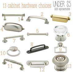 246 best kitchen cabinet hardware images kitchens dressers rh pinterest com