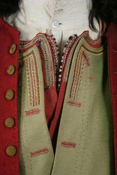 """Le costume breton - """"Kant bro, kant giz"""""""