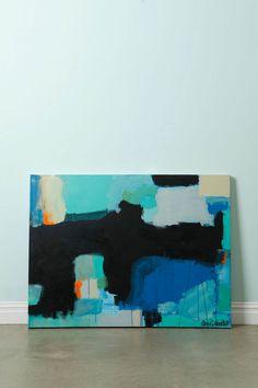 Urban Blue By Claire Desjardins
