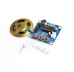 New ISD1820 Voice Recording Recorder Module With Mic Sound Audio Loudspeaker