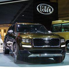 The #conceptcar #Telluride of #KlA #Motors is released in #Busan_International_Motor_Show_2016 for the #first time in #Asia! - #2016부산국제모터쇼 에서 #아시아 #최초 로 선보인 #기아자동차 의 #콘셉트카 #텔루라이드! - #car #Busan #concept #SUV #premium #design #exterior #BEXCO #photo #부산 #모터쇼 #부산모터쇼 #벡스코 #디자인 #데일리 #자동차 #자동차그램