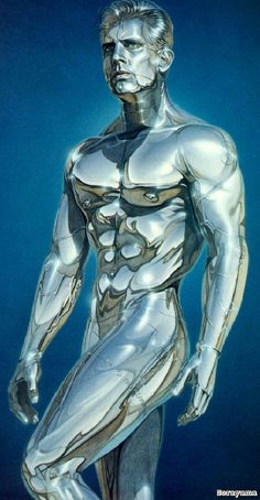 Cool Stuff We Like Here @ Cool Pile, The Home of Coolest Gadgets => http://coolpile.com/gadgets-magazine/ ------- << Original Comment >> ------- Silver Surfer - Sorayama