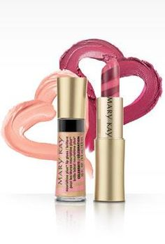 Mary Kay Limited Edition Lipgloss and Lipstick!  New for Summer 2013