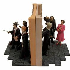 Harry potter room of requirement bookend gift set ebay