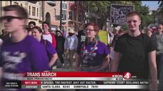 Thousands march in San Francisco to promote transgender awareness
