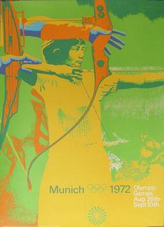Munich Olympics - Archery