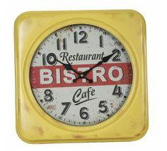 Horloge de restaurant bistrot - Vintage People