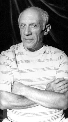 Pablo Picasso - pintor malagueño, considerado  uno de los mayores artistas del siglo XX *