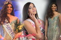 Stephanie del Valle crowned as Miss Mundo De Puerto Rico 2016