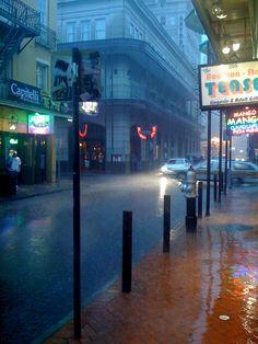 A_rainy_day_on_Bourbon_Street,_New_Orleans.jpg 1,200×1,600 pixels