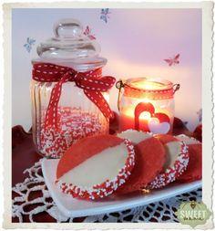 Cookies con cerezas al marrasquino y chocolate blanco