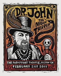 GigPosters.com - Dr John
