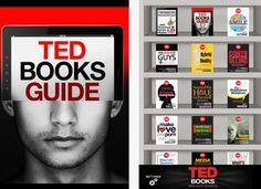 TED talks, now available in eBooks