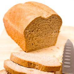 Healthy Whole-Wheat Sandwich Bread