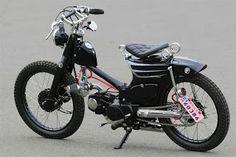 Honda C90 Custom