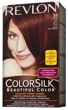 COLORSILK - 31 DARK AUBURN ** Read more reviews of the product by visiting the link on the image.